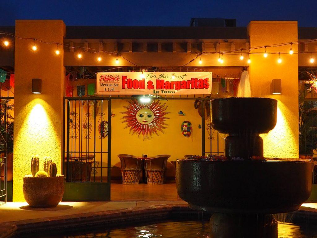 Pablito's Restaurant in Borrego Springs