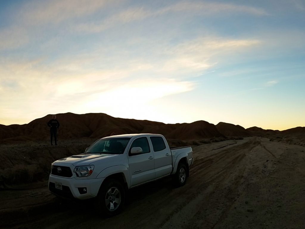 4x4 Off-Road near Font's Point
