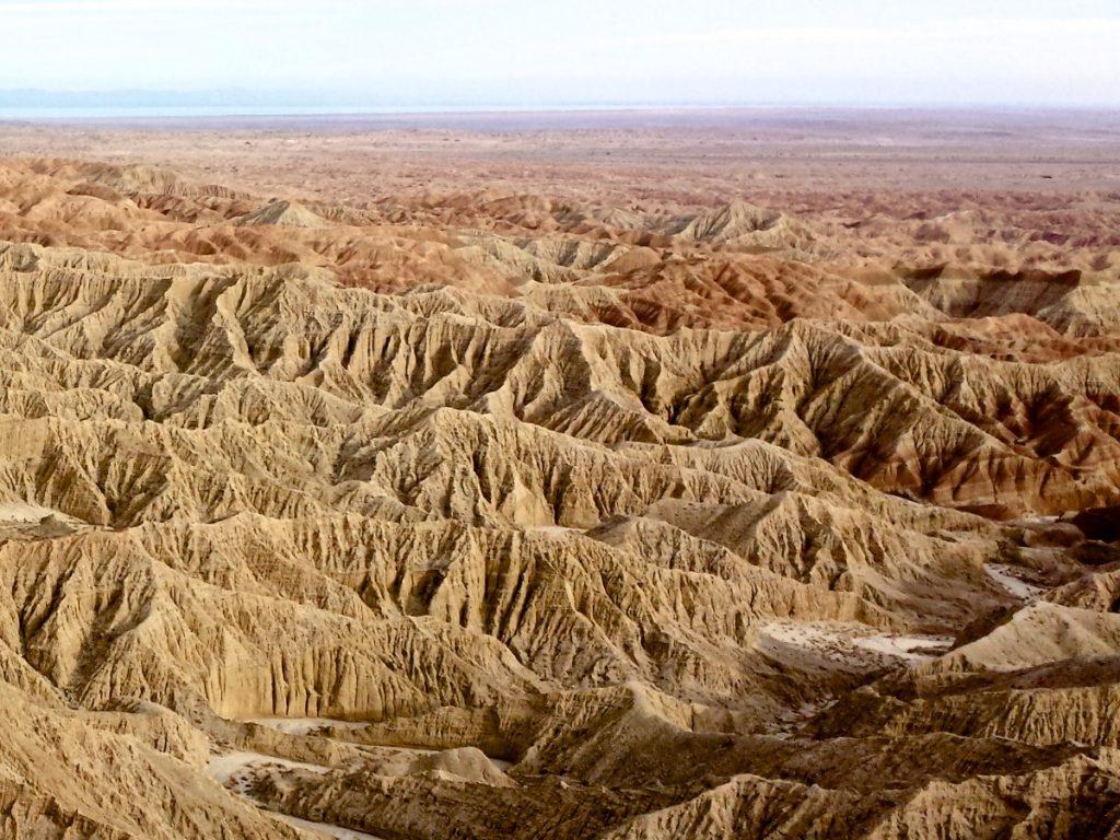 Font Point Anza-Borrego Desert State Park